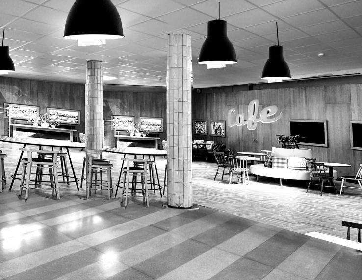 Juozo Miltinio dramos teatras skelbia patalpų nuomos konkursą teatro kavinei