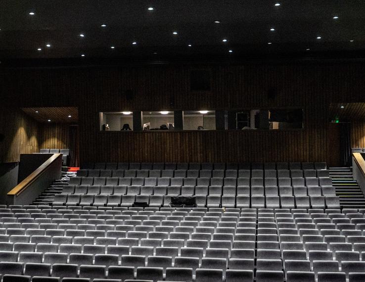 Nuo rugsėjo 13 d. į teatrą tik su GALIMYBIŲ PASU