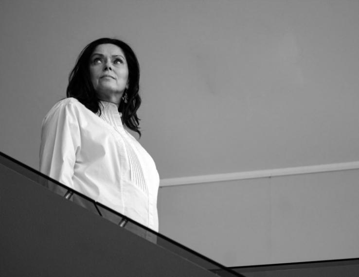 """60-ąjį jubiliejų pasitinkanti aktorė Ligita Kondrotaitė: """"Man reikia visko!"""""""