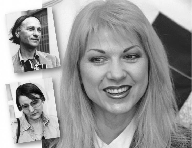 """Aktorė A. Preidytė: virtualūs poezijos skaitymai """"Skliauto akmuo"""""""