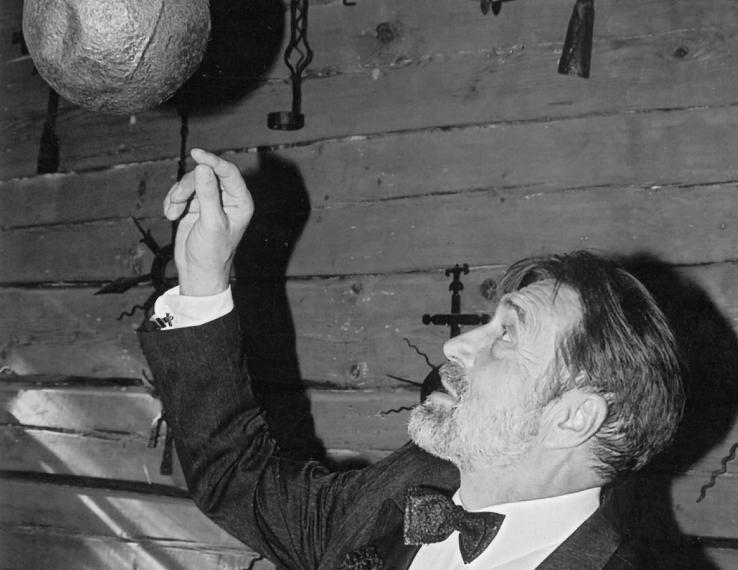Panevėžyje į paskutinę kelionę bus palydėtas pernai miręs aktorius Algirdas Paulavičius