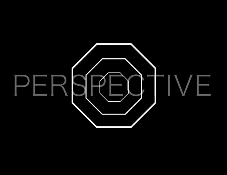 Audiovizualinė instaliacija PERSPECTIVE